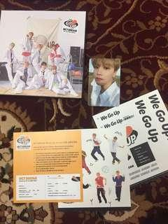 (WTS) NCT Dream ; We Go Up