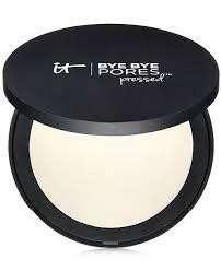 🚚 IT cosmetics bye bye pores pressed powder