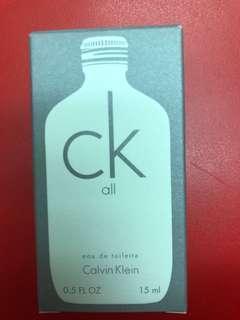 Calvin Klein CK All 15ml