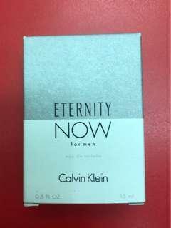 Calvin Klein Eternity Now for men 15ml