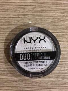 NEW NYX Duo Chromatic Illuminating Powder