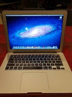 Macbook Air 13-inch, Mid 2011