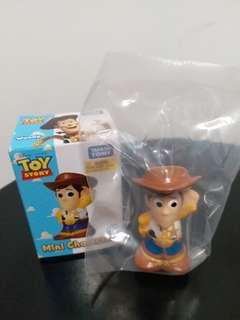 Toy Story Woody Figure 6cm