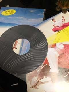 黑膠唱片,區瑞强一
