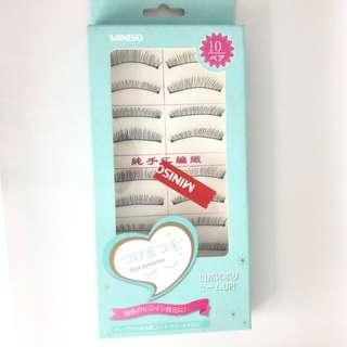 Eyelashes MINISO Natural