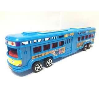Bus Tayo Panjang Mainan Anak Laki-Laki Warna Biru HA