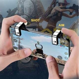 🚚 ❤SG Seller❤ PUBG 2 in 1 Gamepad ❤ L1/R1 Shooter Trigger