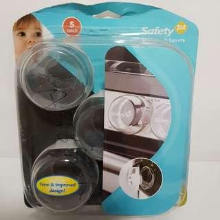 Baby Home Safety 1st Clear View Stove Knob Covers