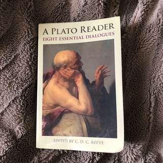 A PLATO READER: 8 ESSENTIAL DIALOGUES