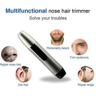Nose Ear Hair Multifunctional Removal Trimmer Shaver Device