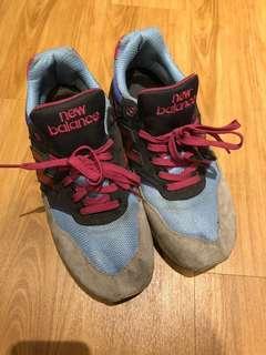 🚚 二手出清*男 New Balance CM1001gb 復古慢跑鞋 us10
