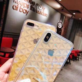iPhone Diamond Prism Case 💎