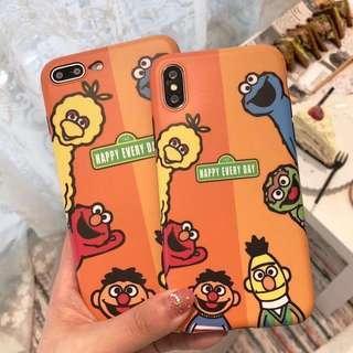 iPhone Sesame Street Case 🐤