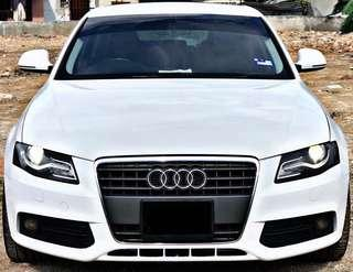 AUDI A4 1.8 QUATTRO (A) SHIFTRONIC GEAR