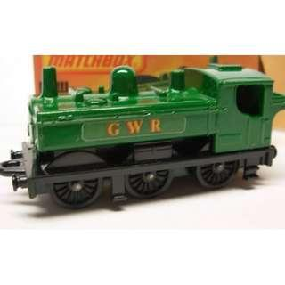 Matchbox 47 Pannier Locomotive