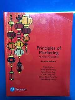 Principles of Marketing: An Asian Perspective 4th Edition