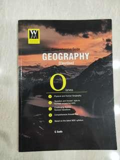 O Level Elective Geography reference book