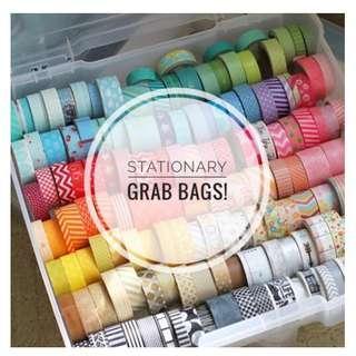 🚚 [PO] Stationary grab bags