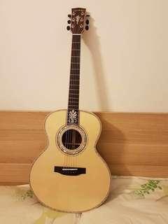 Magnum Opus guitar