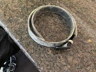 Unisex Gucci belt