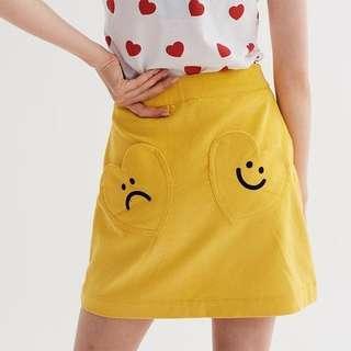Lazy Oaf Moody Skirt