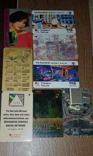 Used Telecoms phone cards #4