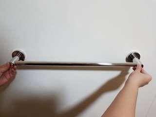 304 Stainless steel Towel Rack 60cm
