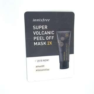 Innisfree Super Volcanic Peel of Mask 2X