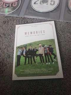 (WTB) BTS DVD photobook