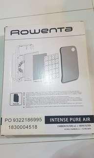 BNIP 50% Off Rowenta XD6040 filter for Air Purifier PU2120