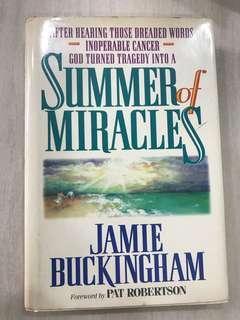 Jamie Buckingham - Summer Miracle s