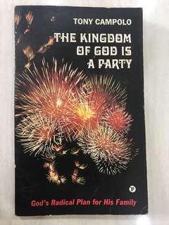 Tony Campolo The Kingdom Of God Is A Party!