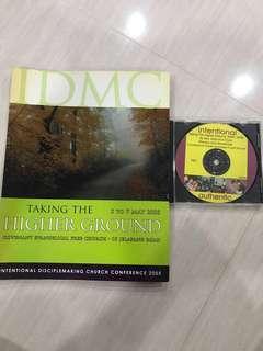 IDMC 2005 , ( CEFC, Edmund Chan) Audio + Workbook