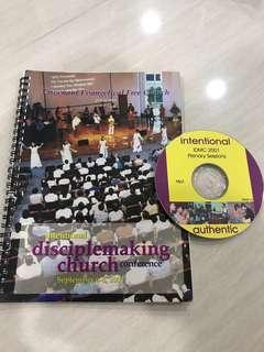 IDMC 2001 , ( CEFC, Edmund Chan) Audio + Workbook