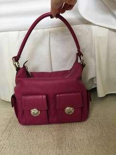 Genuine pink leather Marc Jacobs Handbag