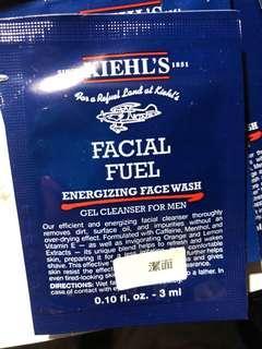Kiehl's Facial Fuel enerfizing face wask 3ml