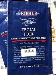 Kiehl's Facial Fuel Energizing Tonic for Men 3ml