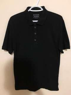 Guess Polo Black Size Small
