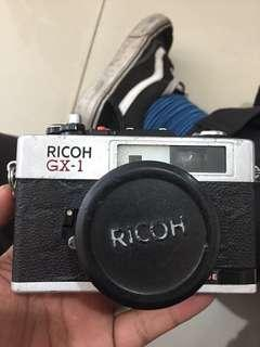 Camera Analog Ricoh GX-1