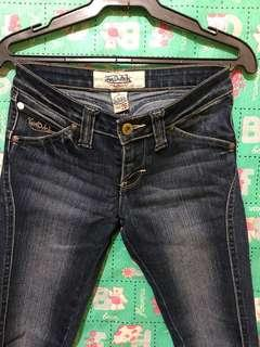 ⁉️SALE⁉️💯Authentic VonDutch Skinny Jeans W28 L32