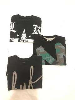 LOT / 3 shirts