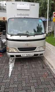 Toyota Dyna 150 Manual