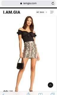 BNWT I.AM.GIA Skirt