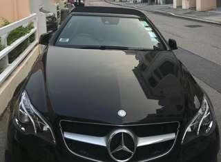 MERCEDES-BENZ E250 Cabriolet 2014