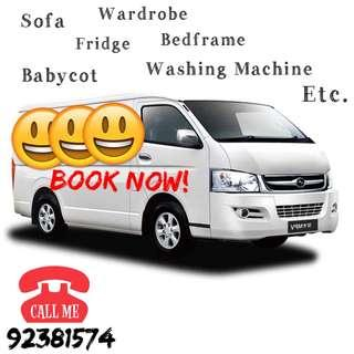 Cheapest mover in town!!!$19 onwards transportation!!
