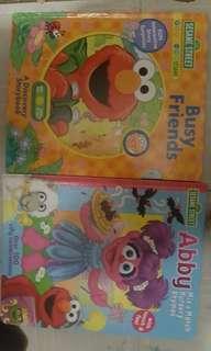 Elmo books
