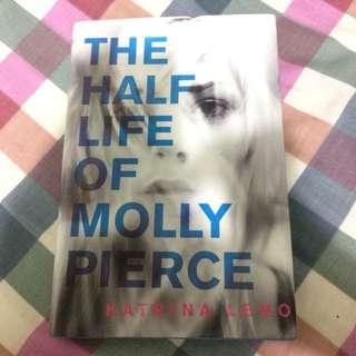 ⚠️FREE SHIPPING⚠️The Half-Life of Molly Pierce book by Katrina Leno