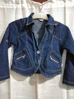 Jaket jean