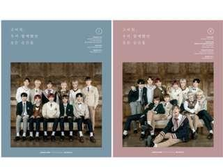 WANNA ONE PHOTO ESSAY VOL.2