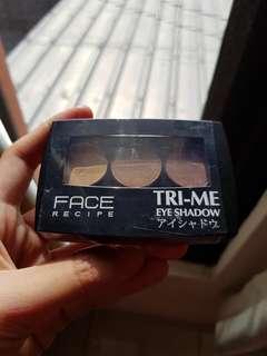 Tri me eye shadow (segel)